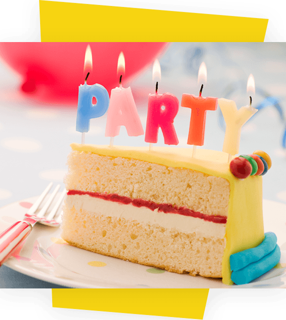 Kids City Birthday Party